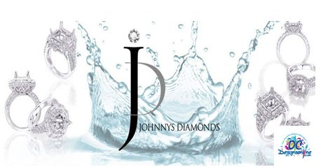 Johnnys Diamonds eBay store design