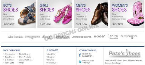 Cheap Buy.com store designs