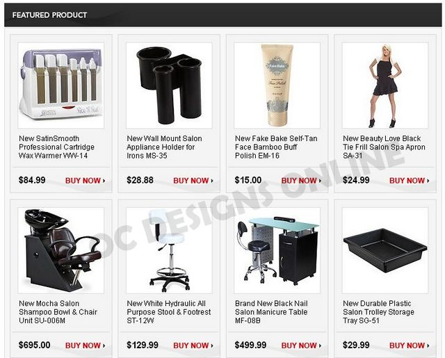 eBay store listing templates with free template editor