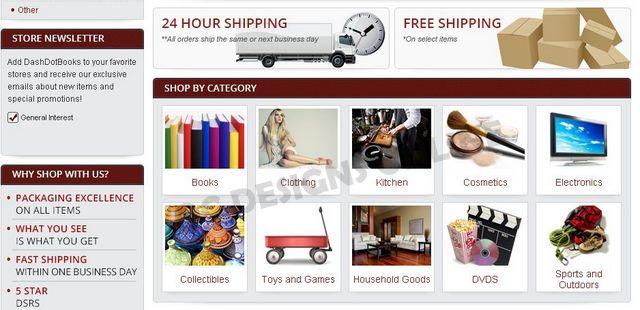 Win a free eBay store design