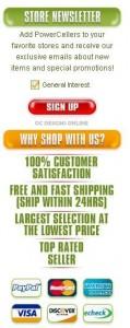 Smartphone accessory eBay store design