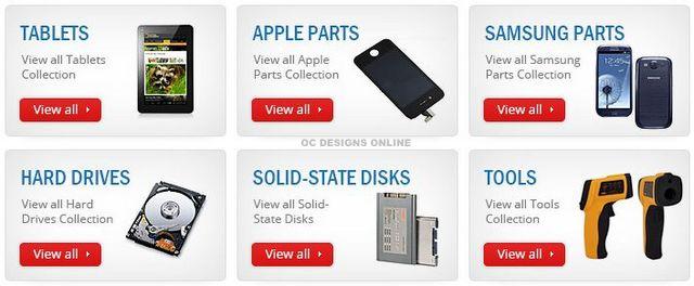 eBay Custom Listing Template Design