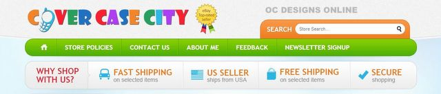 How to design an eBay store