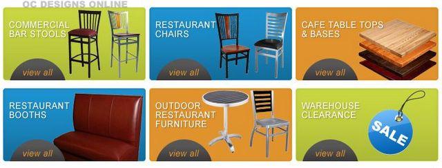 Furniture eBay store design