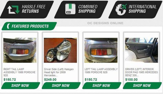 Get a custom eBay store design