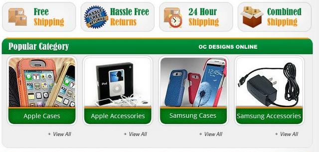 Best smartphone eBay store designs