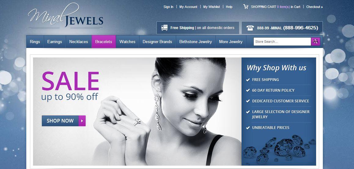 Jewelry Retailer ProStore Design