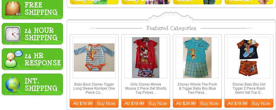 Maximize Listings with Custom Australian eBay Store Design