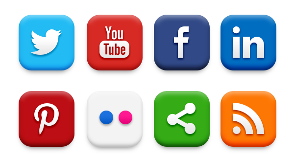 Social Media- OC Designs Online