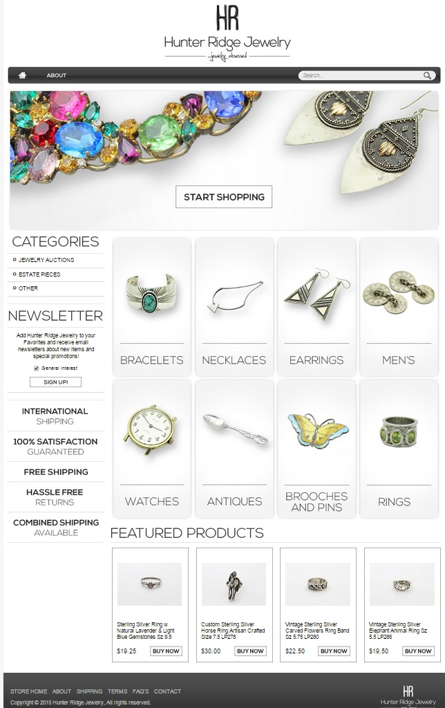 eBay jewelry store