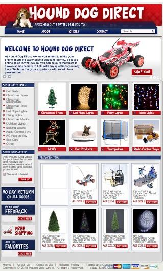 AU eBay store exampl