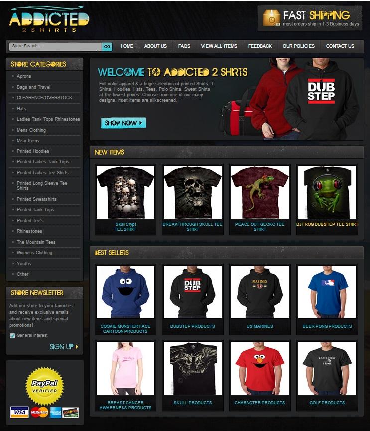 custom ecommerce bundle