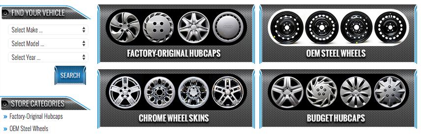 Custom eBay store designs portfolio