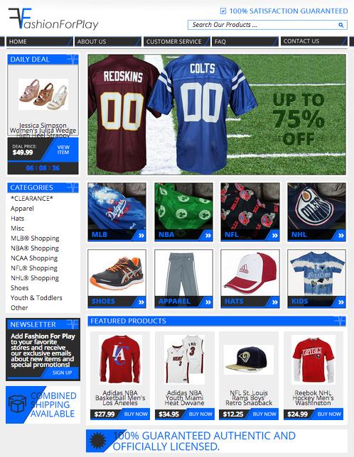eBay store designers