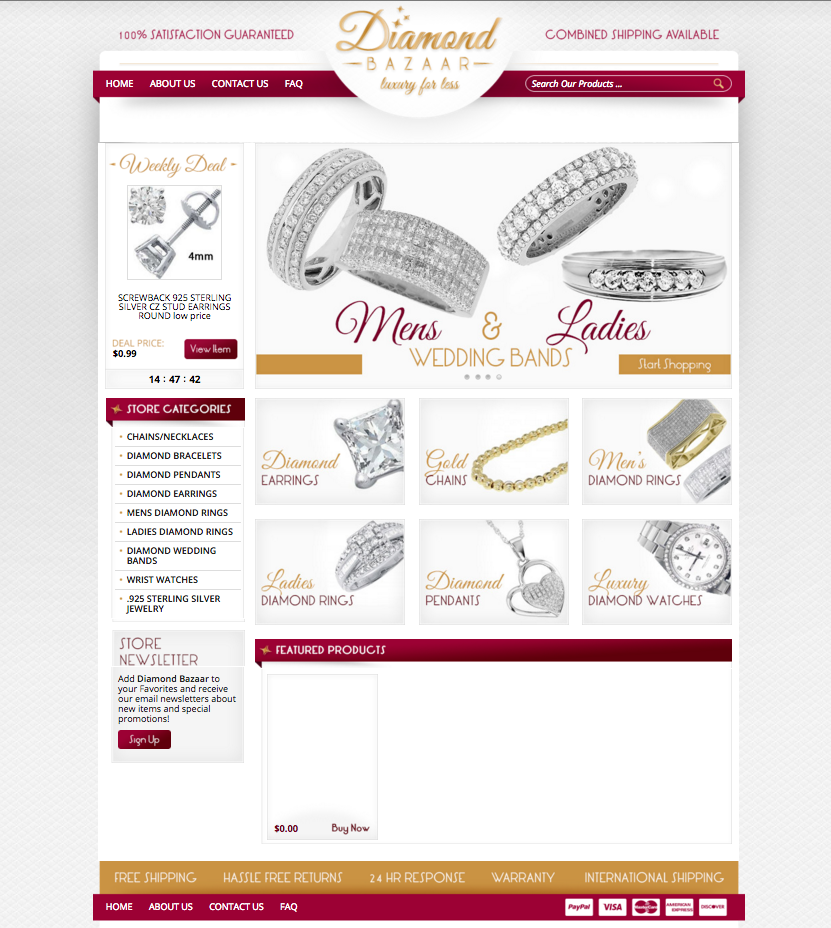 Help your eBay jewelry store sell more with OCDesignsonline