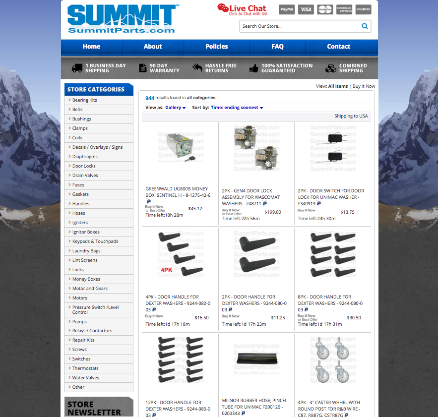 Summit Parts