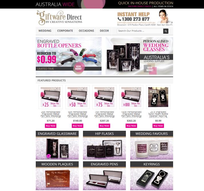 ebay storefront designs from OCDesignsonline