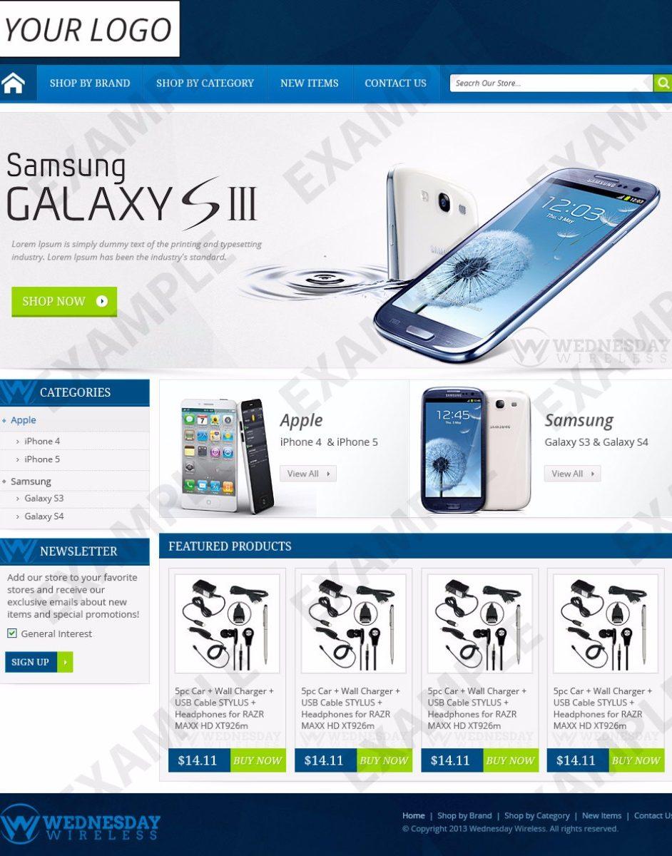 vibia ebay store design cellphones theme 1217 ocdesignsonline