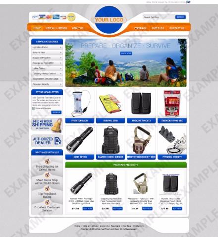 Ebay Templates | Ebay Listing Template Design Services Responsive Html Templates Design