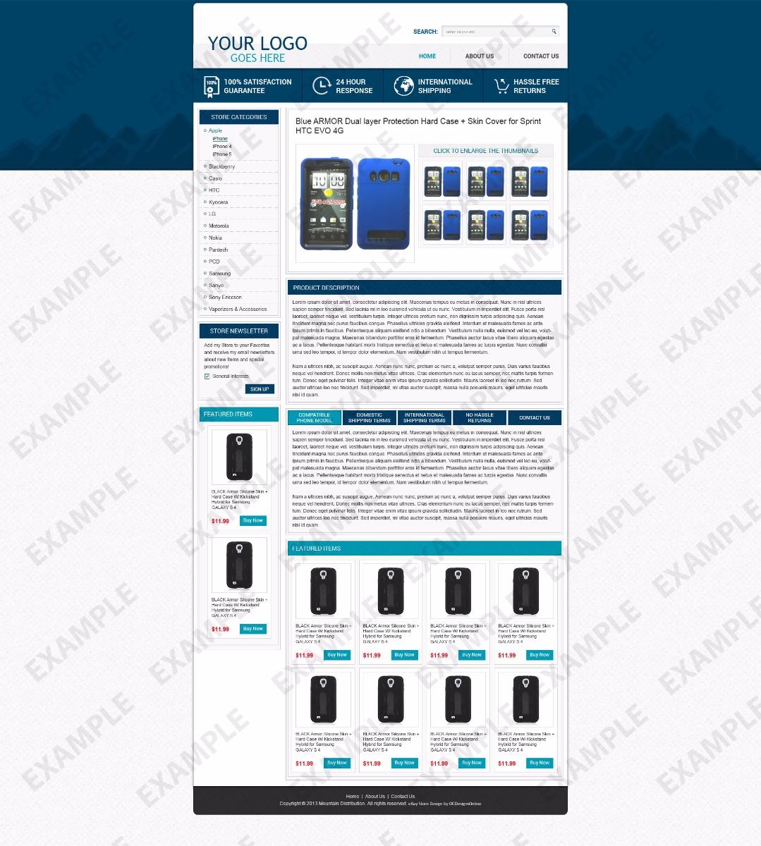 Yambo ebay template cellphones theme 1225 ocdesignsonline for Ocdesignsonline