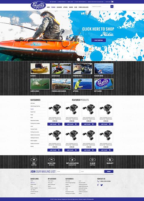 Fin atics Responsive BC Store 06480