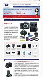 Celltime Inc. custom eBay template