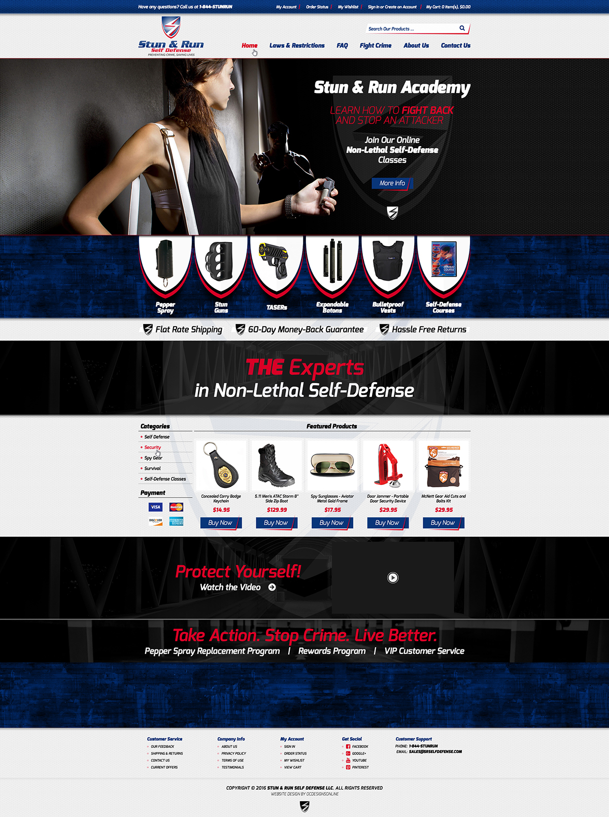 stun run custom bigcommerce theme