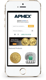 Apmex custom ebay store and template design mobile