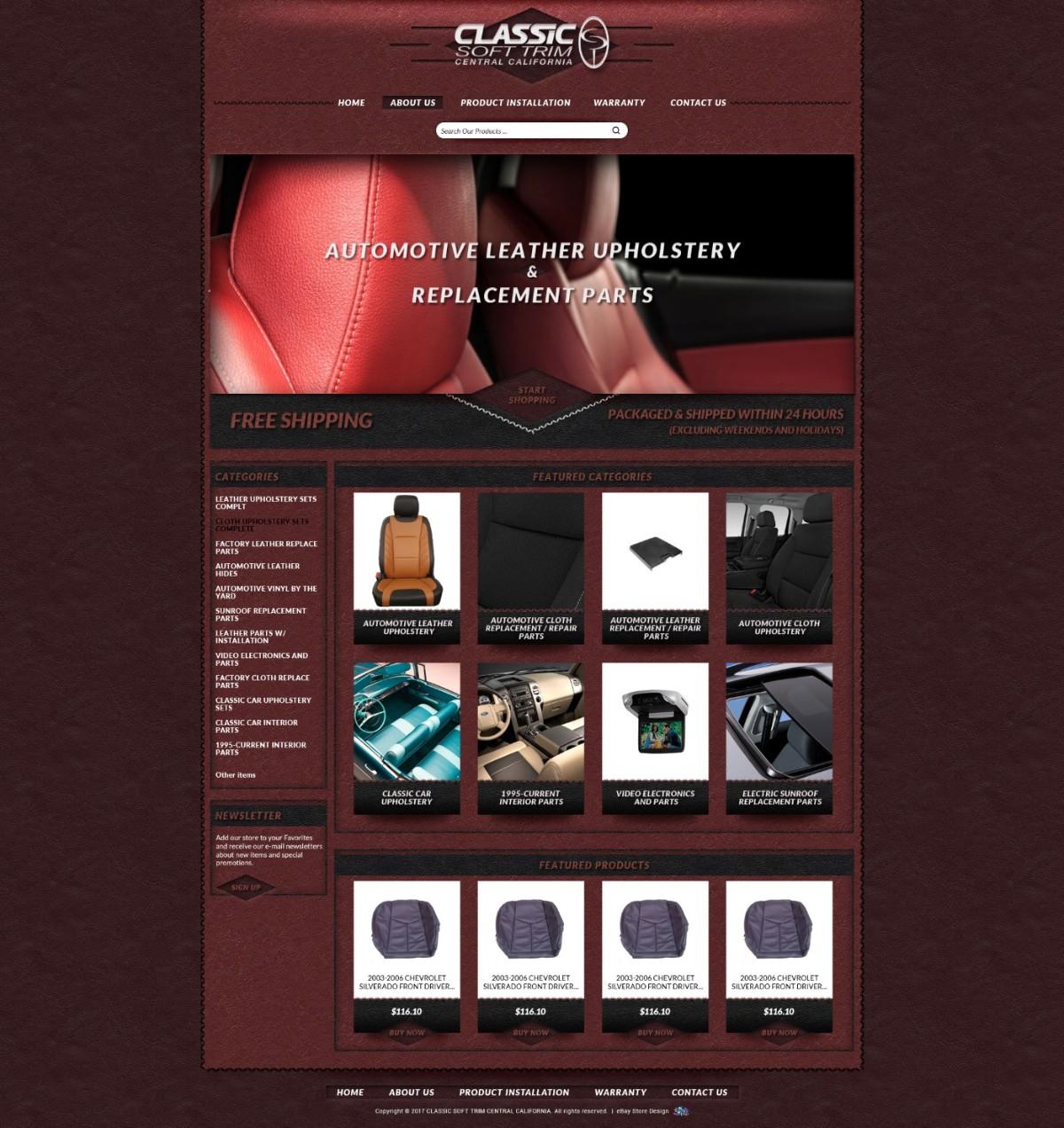 ClassicSoftTrim ebay store v5