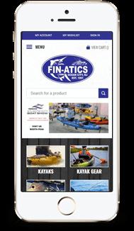 Fin atics bigcommerce store design mobile