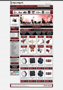 Massmusic eBay store v7 209x300