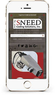 Sneed Coding Shopify custom theme mobile