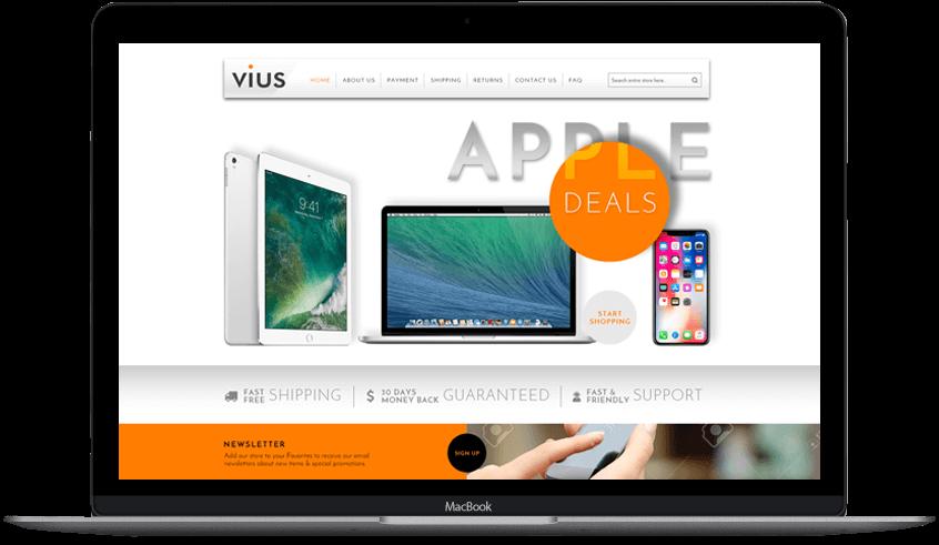 Custom Ebay Store And Ebay Templates Portfolio Ocdesignsonline Com