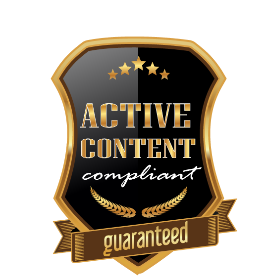 Active Content ebay store design compliant guaranteed