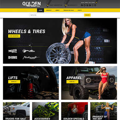 GoldenOffroad Shopify 385